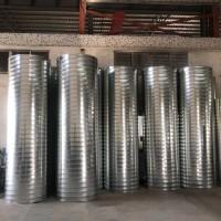 廣州工業風管止回閥 手動插板閥廠家專業圓形螺旋風管