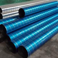 廣東直銷不銹鋼風管價格 優質不銹鋼通風管廠家