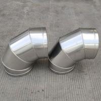 肇慶不銹鋼螺旋風管 優質品牌環保除塵通風管加工