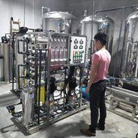 純化水設備 常州口罩生產用純化水設備廠家直銷 純化水設備供應