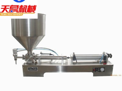 椰果酱包装机 大剂量灌装机 西安桶装肥灌装机