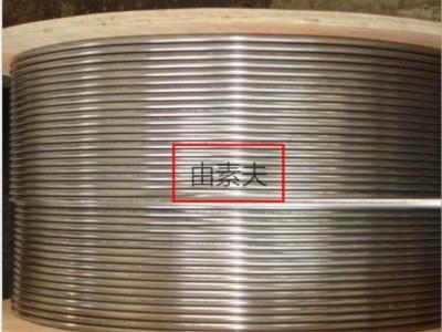 Monel400不锈钢盘管