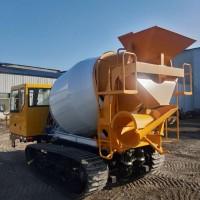 多功能搅拌斗装载机小型混凝土搅拌铲车斗1方工程建筑用厂家直销