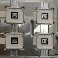 密封条自动成型机—华为充电器密封涂胶方案
