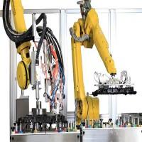 集装箱密封条自动成型机—机器人自动涂胶机