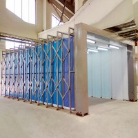 大型工业喷漆房 支持各种非标定制