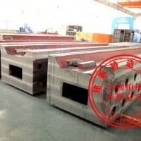 泊头市建新铸造量具承接树脂砂实型铸造,大型机床铸件