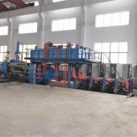 短行程铝合金挤压机1000吨挤压生产线设备价格