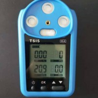 CD4便携式四合一气体检测仪矿便携式气体检测仪