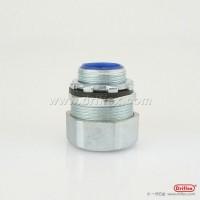 镀锌外丝直接头金属软管锁母型号G3/8-G4