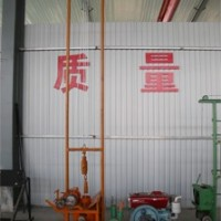 15马力柴油水井钻机