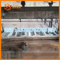 彩石金属瓦模具介绍  多彩蛭石瓦模具 彩砂金属瓦模具